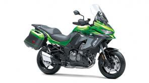 Confidently take to the road with a motorcycle that's as reliable as it is fun.