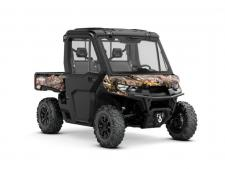 Inspired by those who drive it, the Defender XT CAB is the most complete utility vehicle Can-Am has made. Tough, capable, and clever features allow the Defender XT CAB to get the most out of any weather in comfort, style, and ingenuity.
