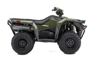 Suzuki, the inventor of the 4-wheel ATV, has created the world's best sports-utility quad with bold styling plus more capability and reliability than ever before.  LT-A750XPBM0