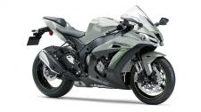 With the Ninja ZX-10R, development starts at the track. This is why only pure riding essentials make the cut. Down to the finest details, everything that goes into the Ninja ZX-10R has the sole purpose of making it the fastest bike on the track.