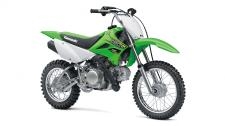 THE KLX110 MOTORCYCLE IS A VERSATILE OFF-ROAD BIKE WITH A LOW SEAT HEIGHT, PLUSH SUSPENSION AND AN AUTOMATIC CLUTCH FOR A FUN, CONFIDENCE-INSPIRING RIDE. 112cc air-cooled, 4-stroke engine provides smooth power and rock solid reliability 4-speed transmission with automatic clutch for stall-free shifting Low 26.8-inch seat height Sporty styling featuring Lime Green bodywork for race-inspired good looks