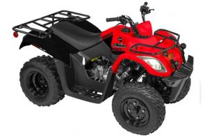 The perfect sized Y-12 model for the average height and weight of a young rider. This vehicle is equipped with the power demanded to easily traverse obstacles and maneuver through the roughness encountered on trails.