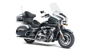 The Vulcan 1700 Voyager ABS is the pinnacle of power and luxury on the open road.