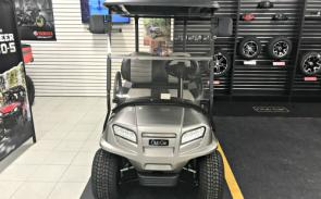 Club Car Onward 2 Passenger Electric.  As equipped with roof, tinted windshield, and side mirrors, ALL ELECTRIC, only $8,699 as equipped!