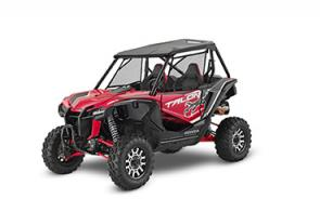 The Honda Talon 1000X is an excellent choice for anyone who wants to do it all.