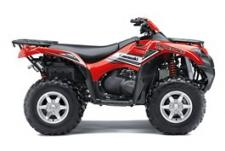 The Kawasaki Brute Force 750 4x4i EPS ATV is built strong to dominate the most difficult trails. Backed by over a century of Kawasaki Heavy Industries, Ltd. knowledge and engineering, the Brute Force 750 is a thrilling adventure ATV that refuses to quit.