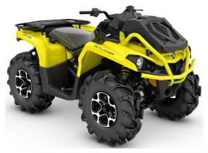 The most accessible mud-ready ATV on the market. Take on any mud hole with confidence and best-in-class power.
