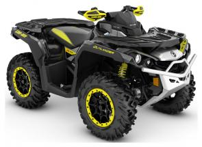 The most powerful ATV ever has arrived.