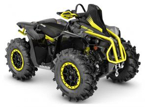 The most powerful mud-ready ATV, period.
