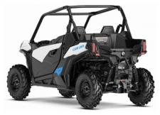 Your next great adventure is 50 inches wide and as far as youre willing to go. Its Can-Am engineering tuned to give the most comfortable, agile, and adaptable side-by-side ever—Where will you take the Maverick Trail?