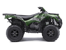 The Brute Force® 750 4×4i ATV offers serious big-bore power and capability. The legendary 749cc V-Twin engine blasts up hilly trails, and through mud and sand with ease. The independent suspension smoothes out even the nastiest of terrain.