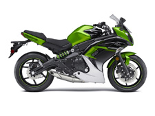The Ninja 650 has the appearance and performance of a sport bike, but it offers a rare combination of agile performance and modern practicality. Its powerful 649cc parallel-twin engine has fueled racers to success in AMA Pro Flat Track, yet it is practical enough to take on your everyday commute.