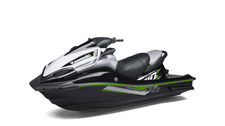 THE JET SKI ULTRA 310X IS THE MOST POWERFUL PRODUCTION PERSONAL WATERCRAFT IN THE WORLD. PERIOD. IT'S ALSO ONE OF THE MOST ADVANCED, WITH A DEEP-V HULL THAT PROVIDES CLASS-LEADING PERFORMANCE IN ROUGH WATER.