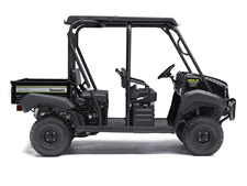 GREAT LOOKS, COMFORT AND CONVENIENCE HIGHLIGHT THIS SPECIAL EDITION. THE MULE 4010 TRANS4X4 SE SIDE X SIDE IS A VERSATILE MID-SIZE TWO TO FOUR-PASSENGER SIDE X SIDE THAT'S CAPABLE OF PUTTING IN A HARD DAY OF WORK AS WELL AS TOURING AROUND THE PROPERTY.