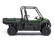 THE MULE PRO-DX™ EPS IS OUR POWERFUL, MOST CAPABLE, FULL-SIZE, THREE-PASSENGER DIESEL MULE™ SIDE X SIDE YET. THIS HIGH-CAPACITY DIESEL MULE HAS THE LARGEST STEEL CARGO BED IN ITS CLASS SO YOU CAN EASILY LOAD A FULL-SIZE WOODEN PALLET (40X48 INCHES) WITH UP TO A 1,000-LB. CARGO BED CAPACITY* THEN CLOSE THE TAILGATE FOR TRANSPORT
