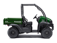 PACKED WITH VALUE, THE NEW MULE SX IS AN EASY TO USE, 2WD SIDE X SIDE THAT'S CAPABLE OF HARD WORK IN FLATTER GROUND CONDITIONS. WITH A TOUGH APPEARANCE, THE MULE SX IS A COMPACT WORKHORSE THAT EASILY FITS IN THE BED OF A FULL-SIZE PICKUP TRUCK.