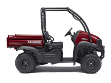 PACKED WITH VALUE, THE NEW MULE SX™ IS AN EASY TO USE, 2WD SIDE X SIDE THAT'S CAPABLE OF HARD WORK IN FLATTER GROUND CONDITIONS. WITH A TOUGH APPEARANCE, THE MULE SX IS A COMPACT WORKHORSE THAT EASILY FITS IN THE BED OF A FULL-SIZE PICKUP TRUCK.