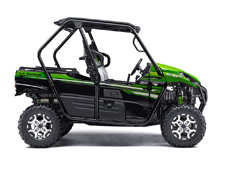 Known for its legendary V-Twin power and versatility, the Kawasaki Teryx is ready to tackle the toughest of obstacles. Built with Kawasaki Heavy Industries Ltd. strength and backed by the Kawasaki Strong 3-Year Warranty, the Teryx side x side is the ultimate off-road adventure partner.