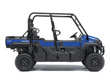 IN ADDITION TO THE STRENGTH AND POWER OF THE MULE PRO-FXT SIDE X SIDE, THE EPS VERSION HAS ELECTRIC POWER STEERING THAT SELF-ADJUSTS TO DELIVER OPTIMAL STEERING ASSISTANCE BASED ON VEHICLE SPEED.