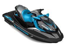 This watercraft is one of the easiest ways to get into the musclecraft scene. It comes with a new and powerful supercharged 230-hp Rotax engine and offers the best value of any performance watercraft.