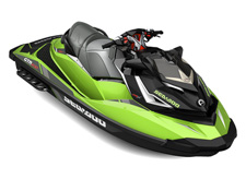 New for 2017! The GTR-X is the most affordable Sea-Doo X model. Enjoy the unmatched control of the Ergolock system and a new and powerful supercharged 230-hp Rotax engine. This watercraft accelerates from 0-60 mph (0-96.6km/h) in 5.29 seconds.