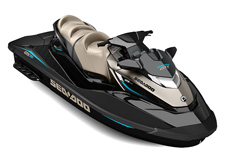 This luxury watercraft provides comfort, countless unique features like the Ergolock seat with stepped design and a powerful 300-hp Rotax engine. Everything you need for a riding experience that meets, and exceeds, your expectations.