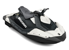 The Sea-Doo SPARK is the most affordable watercraft on the market and makes your family's dream of great days on the water possible right now. It is playful, easy-to-ride and easy to tow with a small car.