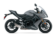 As much as a GSX-R1000 owns the racetrack, the GSX-S1000F ABS owns the road. Developed using the attributes of the championship winning 2005 – 2008 generation GSX-R1000, this touring-ready sportbike carries the spirit of the Suzuki performance to the street, with shared technology and components packaged into a chassis designed specifically for all-day riding comfort.