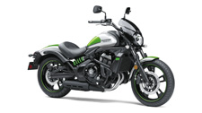 With capable torque, high rpm and generous lean angles, every ride on the Vulcan S motorcycle has the potential for excitement. The added benefit of adjustable Kawasaki ERGO-FIT components make the Vulcan S motorcycle the ultimate in versatility for riders of varying sizes and abilities.
