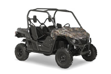 Tough, Rugged, Reliable – The Wolverine eagerly traverses tough, rugged terrain with superior confidence, comfort and reliability.