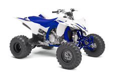 Your Podium Awaits – The YFZ450R is the ultimate moto‑dominating, podium‑topping pure sport ATV package.