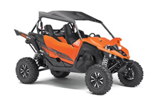 Grab a Gear – The new YXZ1000R SS puts pure sport performance at your fingertips with an all‑new 5‑speed sequential Sport Shift (SS) transmission with automatic clutch.