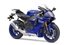 R DNA ‑ R TECHNOLOGY ‑ R WORLD – The 2017 YZF‑R1 blurs the line between MotoGP and production superbike like never before.