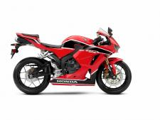 The Honda CBR600RR is that machine. It's the perfect bike to use as a weekday commuter, a weekend canyon bike and of course, cutting laps on the track.