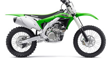 The 2017 KX450F motorcycle is the most powerful, lightweight, and agile KX450F ever. Developed from the highest levels of racing, this championship bike has advanced technology sourced straight from the world's premier race team—another reason why the KX450F is The Bike That Builds Champions.