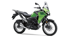 Designed to be the ideal travel partner, the Versys-X 300 is built for adventure. Having a compact and responsive, Ninja®-derived 296cc twin-cylinder engine makes it one of a kind. A lightweight chassis and long-travel suspension provide sporty and nimble handling. Whether commuting or long-distance riding, the Versys-X 300 is your ticket to adventure.