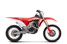 When it comes to motocross, our new 2017 CRF450R is huge news this year. But in the enduro, hare scrambles, and GNCC world, there's even bigger news: Introducing the new 2017 Honda CRF450RX, the ultimate weapon for serious off-road competitors. At its core, we've taken our new CRF450R and optimized it for off-road racing. And not with just some new tires or graphics. We've done it the Honda way—the right way. And the results are, well, electrifying.