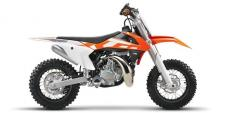 Its widely known that kids are the future of the world, and what better way to raise those kids than on a KTM dirt bike? Made in Austria and built specifically for the youth rider, the 2017 50 SX MINI brings big-bike performance to a pint-sized package. So long as junior is comfortable with a 22-inch seat height and 88-pound dry weight, the 50 SX MINI should be a great learning tool for your youngster. The 49cc package may not be small, but depending on what your kid is looking for, it may be the perfect amount of punch to haul them around as they develop their skills and create awesome memories.
