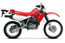 The timeless XR650L oozes versatility. Off-road, it eats up the dirt with power, suspension and durability. On-the-road, its light overall weight, electric starter and excellent fuel efficiency make it the perfect commuter, or even for long trips. At the heart of this bike is an ultra-tough 644cc overhead cam engine with huge torque and power. To keep things simple and easy on maintenance, it's air-cooled. And the engine's gear-driven counterbalancer reduces tiring vibrations. Get all the versatility you need with the XR650L. So whether you're tackling a monster commute or taking it to the trails, you've got it covered.