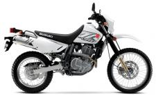 The 2018 Suzuki DR650S is quite possible the best, all-around dual purpose motorcycle available today. Every DR650S is quality-built by Suzuki and features a reliable 644cc oil-cooled four-stroke single carried in a strong, steel semi-double cradle frame. The cartridge-style fork and link-style rear suspension can tackle tough trails or urban roads. So a variety of riders can enjoy this motorcycle, the seat height can be significantly reduced. Strong aluminum, spoke-style rims carrying tires that can handle the street or dirt are fitted so riders can tackle pavement or soil with ease. With new Solid White bodywork and distinctive graphics, the DR650S will look good on any surface it's ridden on.