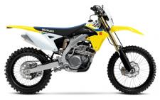 Powerful, torquey fuel-injected 449cc engine. Slim, aggressively styled chassis and bodywork. Electric starter. Full-function, two-mode instrument cluster. Enduro lighting. Additional chassis protection. Sharing core technologies with Suzuki's Championship-winning open-class RM-Z450, the RMX450Z rewrites the rules for serious trail riders.