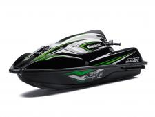 For over 40 years, Kawasaki Jet Ski® watercraft have supplied high-powered thrills on the water and the Jet Ski SX-R™ is a continuation of the legacy. With a broad range of four-stroke power and agile rider-active handling, the Jet Ski SX-R breathes life and excitement into the stand-up category. Offering a wide range of riders an unprecedented riding experience, the Jet Ski SX-R is here and ready to reclaim Kawasaki's status as the king of stand-up watercraft.​