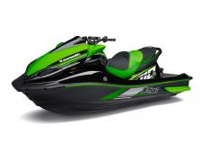 "THE JET SKI® ULTRA® 310R IS THE ULTIMATE SPORT PERSONAL WATERCRAFT FOR HARD CORE RECREATIONAL RIDING AND RACING. IT COMES EQUIPPED WITH A MX-STYLE SOLID-MOUNT, 18-POSITION HANDLEBAR AND SPORT SEAT—BOTH DESIGNED FOR AGGRESSIVE SPORT RIDING. 1,498cc, inline 4-cylinder marine engine with supercharger and intercooler Adjustable handlebar clamps provide 3 heights and 2 mount position options (12 total), plus the clamps can be rotated for additional options (18 possible). Accessory clamps provide even more options Sport performance seat design features a textured ""gripper-style"" seat cover material to help maintain ride position Fully sealed, class-leading 56 gallons of storage capacity under the hood Smart Learning Operation (SLO) mode limits engine speed enabling new riders to become familiar with the Jet Ski watercraft"