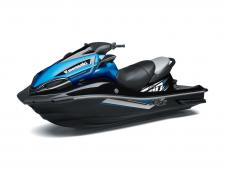 THE JET SKI® ULTRA® 310X IS THE MOST POWERFUL PRODUCTION PERSONAL WATERCRAFT IN THE WORLD. PERIOD. IT'S ALSO ONE OF THE MOST ADVANCED, WITH A DEEP-V HULL THAT PROVIDES CLASS-LEADING PERFORMANCE IN ROUGH WATER. 1,498cc, inline 4-cylinder marine engine with supercharger and intercooler Advanced technology including: Electronic Throttle Valves (ETV), cruise control, 5mph mode and fuel economy assistance mode 5-way adjustable handlebar suits a wide range of riders and riding styles Fully sealed, class-leading 56 gallons of storage capacity under the hood Kawasaki Smart Steering® system assists in watercraft handling when the throttle is quickly released at high speed Smart Learning Operation (SLO) mode limits engine speed enabling new riders to become familiar with the Jet Ski watercraft