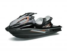 WITH THE ULTIMATE COMBINATION OF ABUNDANT POWER, A NATURALLY ASPIRATED ENGINE, PRECISE HANDLING AND ALL-DAY RIDING COMFORT, THE KAWASAKI JET SKI® ULTRA® LX WATERCRAFT IS THE CHOICE FOR DISCERNING WATERCRAFT ENTHUSIASTS. 1,498cc, inline 4-cylinder marine engine 5-way adjustable handlebar suits a wide range of riders and riding styles Fully sealed, class-leading 56 gallons of storage capacity under the hood Kawasaki Smart Steering® system assists in watercraft handling when the throttle is quickly released at high speed Smart Learning Operation (SLO) mode limits engine speed allowing new riders to become familiar with the Jet Ski watercraft Class-leading fuel capacity at 20.6 gal allows more time on the water without having to worry about refueling