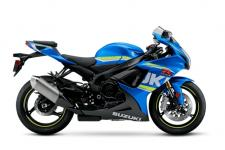 Three decades ago Suzuki revolutionized sport bikes with the introduction of the GSX-R750. Ever since then, the GSX-R750 has remained true to its original concept and championship-winning heritage. On the road or on the track, the GSX-R750 delivers a breathtaking combination of outstanding engine performance, crisp handling, compact size and light weight. Its secret is an unequaled pairing of 750cc performance with the lightweight, compact chassis of a 600cc Supersport, complemented by technologically advanced suspension front and rear. Try a GSX-R750 and you'll quickly realize this motorcycle defines performance riding from the center of the sportbike class.