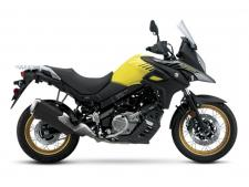 "Renowned for its versatility, reliability and value, the V-Strom 650 has attracted many riders who use it for touring, commuting, or a fun ride when the spirit moves them. It is a touchstone motorcycle balanced with a natural riding position, comfortable seat and a flexible engine character that produces stress-free riding during brief daily use or a high-mile adventure. The 2018 V-Strom 650XT ABS marries the looks of the V-Strom 1000 ABS and the tubeless-spoke wheels of the prior generation V-Strom 650XT, unifying the V-Strom family. This V-Strom boasts strong engine performance and great fuel economy while achieving world-wide emission standards. A number of engineering accomplishments result in low weight and a thin chassis, producing a V-Strom that is more versatile, more controllable, and more accessible to elevate its total performance so it's simply ""More V-Strom"". And that's what a rider wants; more of a good ride."