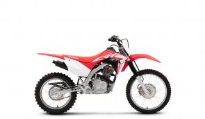 Riding is all about feel, and that can be a problem for riders who outgrow their bike. Thats why Honda has perfected the CRF125F Big Wheel, to deliver all the performance of our CRF125F with a more comfortable ride.