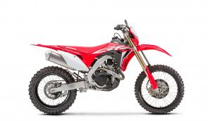 We changed up the Honda CRF450X in a big way last year, and right out of the gate it went out and won the Baja 1000.