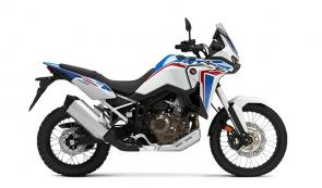 Has there ever been a better time to be an adventure-bike rider? And has taking your next vacation on an adventure bike ever looked better either? Hondas Africa Twin lineup is so good its an embarrassment of riches. Technology. Comfort. Reliability you can count on, come rain or shine, continent-crossing journeys or weekend getaways. Features like cruise control and touch-screen technology make it a great tourer, while its rugged construction and off-road refinements let you wander from horizon to horizon on the path less travelled.  And best of all, there are four different Africa Twins to choose from. Our standard Africa Twin is a great choice for serious off-road enthusiasts. For long-distance adventure touring, check out our two Africa Twin Adventure Sports ES models: They offer special features like electronically controlled suspension, an adjustable windscreen, larger fuel tank, heated grips, tubeless tires, and more. Plus, both are available with either a manual transmission or Hondas automatic DCT transmission, one of the best technical-riding advantages ever.